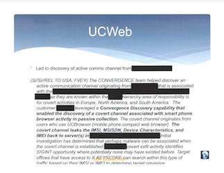 Net Alert | UC Browser Leaks Personal Data